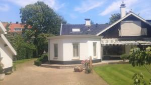 Aanbouw woning en renovatie dak Zeist