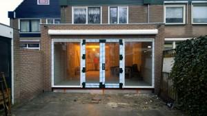 Aanbouw woning Maartensdijk