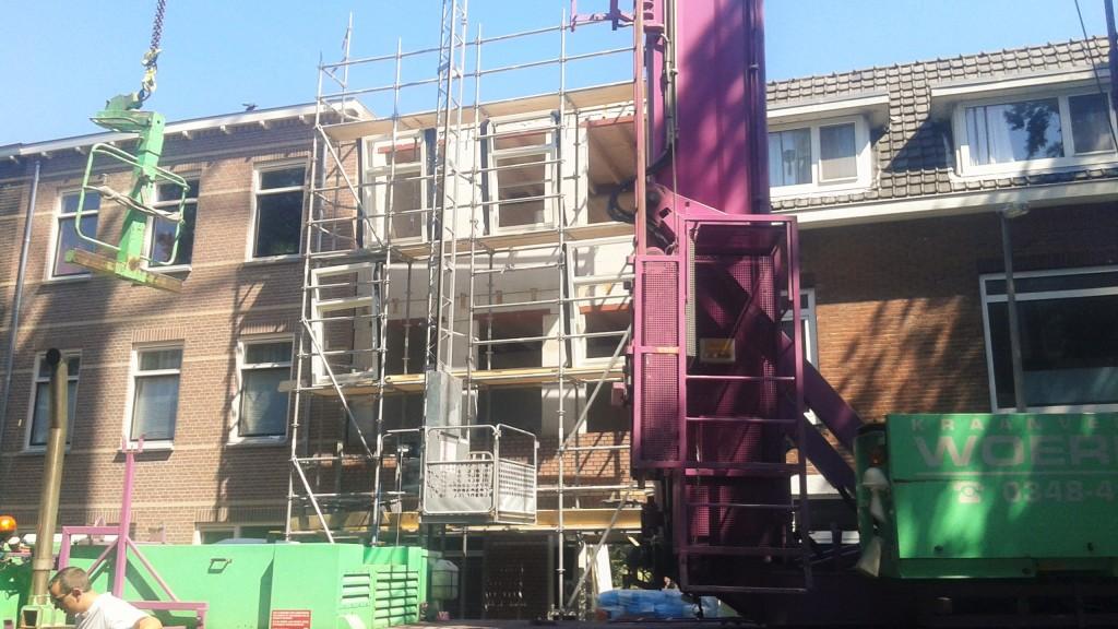 Nieuwbouw appartementen Utrecht